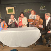 Tricksters: A Dark Comedy of Godly Proportions