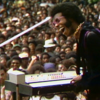 Sly Stone in Summer of Soul
