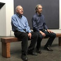 Sheldon Nodelman and Christopher Rothko