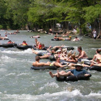 Float Guadalupe River Tube