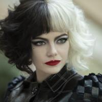 Emma Stone in Cruella