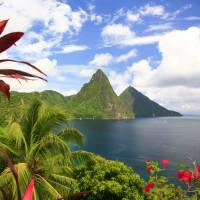 Saint Lucia Caribbean