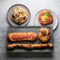 Badolina assortment of breads