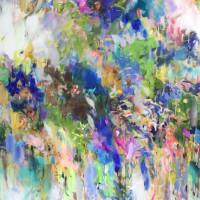 Laura Rathe Fine Art Dallas presents Carly Allen Martin & Audra Weaser: Shining On