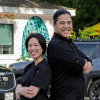 Christine Ha Tony Nguyen Xin Chao