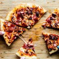 NoPo Cafe butchers pizza