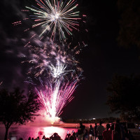 4th of July Community Fireworks Display
