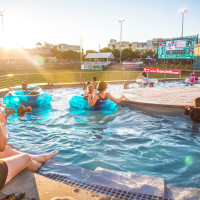 Lazy River at Rider's Field