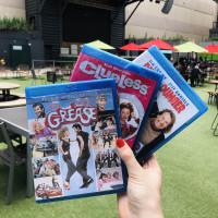 Summer Sunset Movie Series