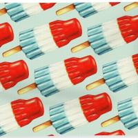 Popsicle beach towel