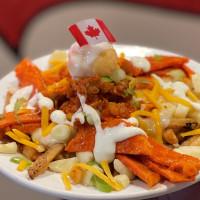 Maple Leaf Diner poutine