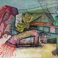Presa House Gallery presents John Guzman: I Would Have Killed to Seen It