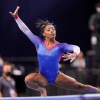 Simone Biles, Olympic trials