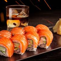 Japanese Whisky & Sushi