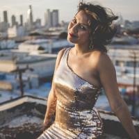 Karina Nistal rooftop