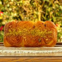 Koffeteria baklava croissant