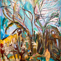 Kettle Art Gallery presents Mahsa Moein: Life Goes On