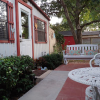Chicken Coop Tiny Cottage