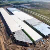 Tesla factory Austin