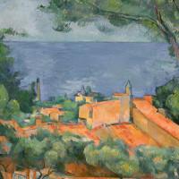 Cezanne_L'Estaque aux toits rouges