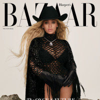 Beyonce beyoncé harper's bazaar cover