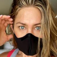 Jennifer Aniston mask