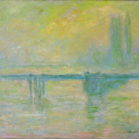 """McNay Art Museum presents """"Monet and Whistler in London"""""""