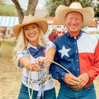 Bandera Round-Up Cowboy Market