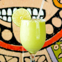 Curra's Grill avocado margarita
