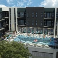 The Emma pool rendering