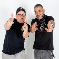 Gunslingers owners chef Stephen Paprocki and chef Adrian Cruz