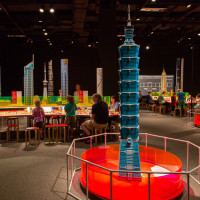 Perot Museum of Nature and Science presents Towers of Tomorrow with LEGO® Bricks