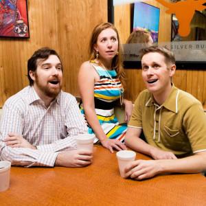 Meet your terrific neighbors the sketch comedy vets for Courtney walker san antonio