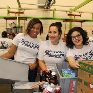 Houston Food Bank Volunteer Hours