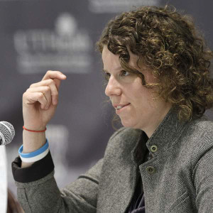 Slideshow: Gabrielle Giffords&#39; chief of staff updates her condition: <b>...</b> - Pia_Carusone_3