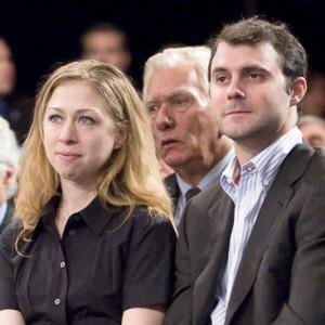 Chelsea Clinton S Engagement Ring Blinds Hugh Jackman