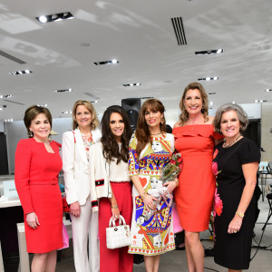 b661092d1d2 Houston s society Sweethearts honored at chic Saks designer benefit -  CultureMap Houston