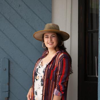 Author photo for CultureMap reporter Brianna Caleri