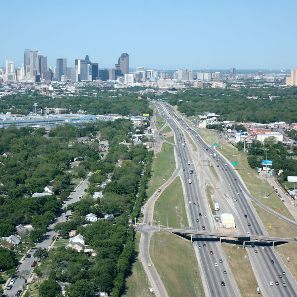 Major freeway shut close down on east side of Dallas this weekend