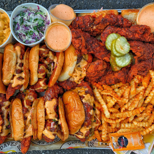 Dave's Hot Chicken from L.A. brings it Nashville-style to Fort Worth