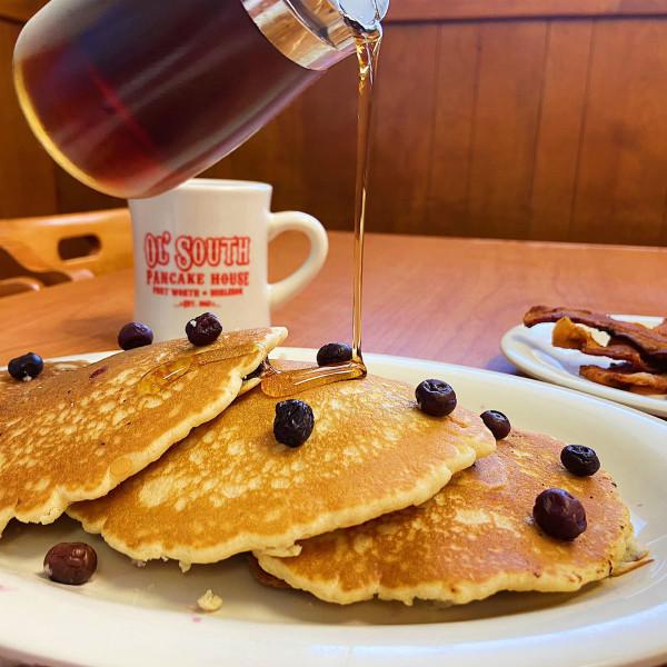 Fort Worth's treasured Ol' South Pancake brings breakfast to Burleson