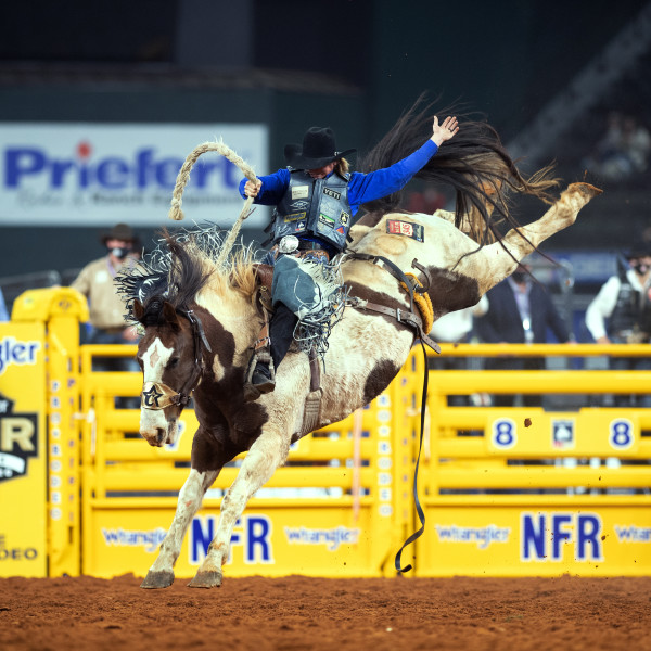 Keep an eye on these rodeo athletes as they head to Arlington in March