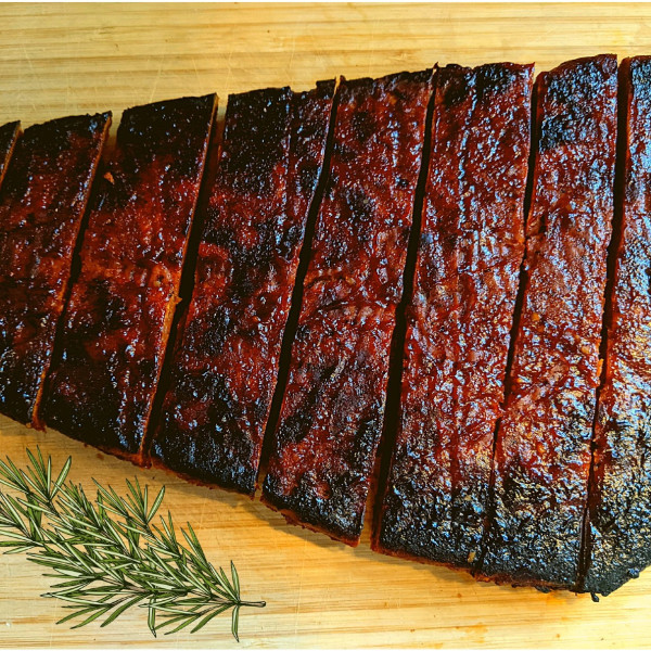 Boneless Butcher in Dallas is doing amazing vegan steak and ribs