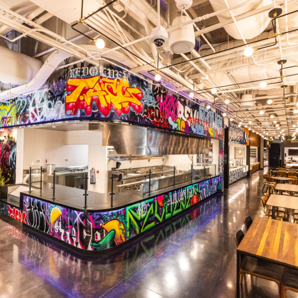 Downtown Dallas' AT&T Discovery District unveils slate of eateries