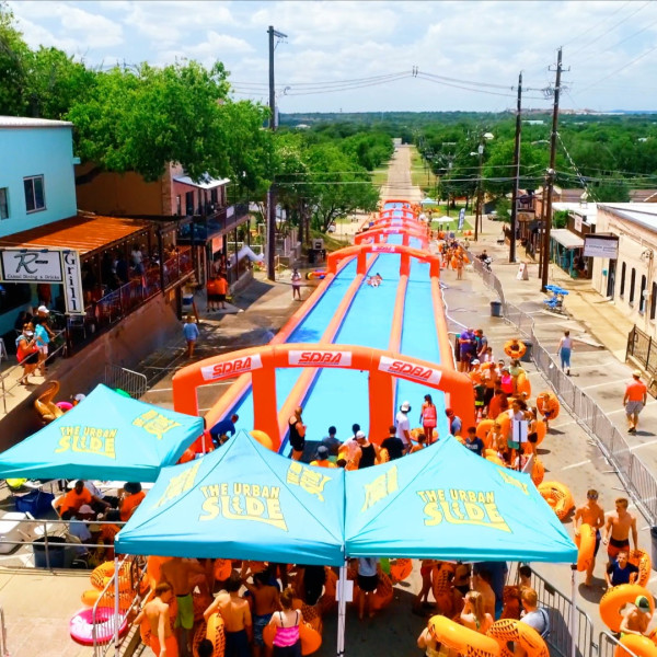 Hill Country town slides into summer with limited-time tubing course
