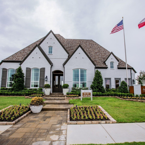 Affluent Dallas suburb nails down more building permits than Frisco