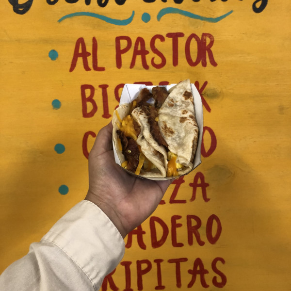 Austin taco expert's new podcast unwraps Tex-Mex food and culture