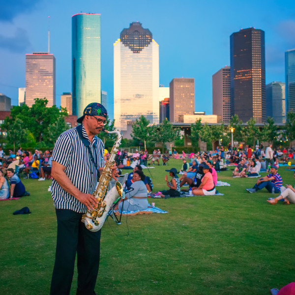 New outdoor music series celebrates Houston stars and favorite parks