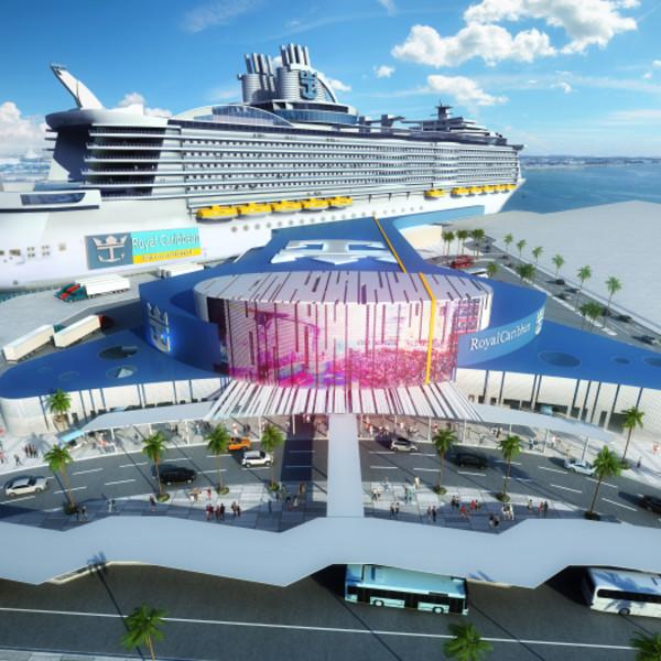 Royal Caribbean announces fall cruises and new Galveston terminal