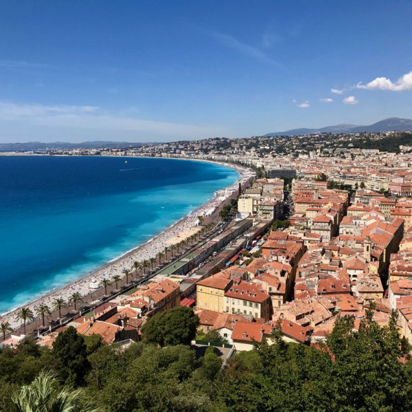 Ken Hoffman shares the joy of jetting off to the French Riviera